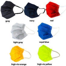 Load image into Gallery viewer, V-Masks Reusable Personal Mask Solid Color (1-Mask)