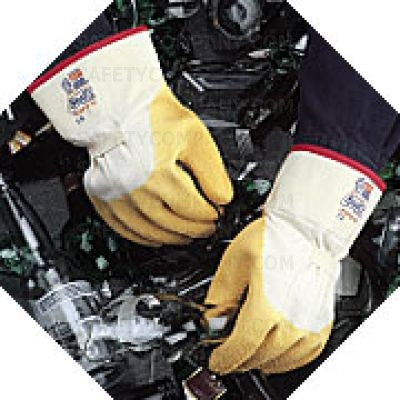 Best - The Original Nitty Gritty Glove Smooth Finish-Safety Cuff