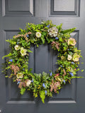 Luxe Living Holiday Wreath -PREORDER-