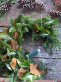 Evergreen Wreath Kit