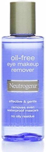 Neutrogena Oil Free Eye Makeup Remover 3.8 oz (Pack of 9)