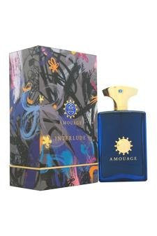 Interlude Edp Spray For Men 3.4 oz