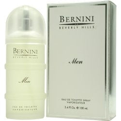 Bernini by Bernini For Men. Eau De Toilette Spray 3.4-Ounces