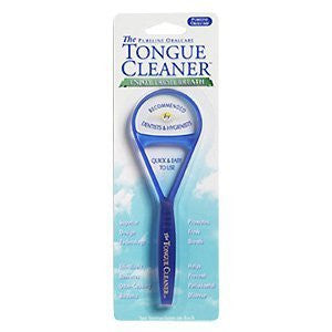 Tongue Cleaner Cobalt Blue By Tongue Cleaner Company by Tongue Cleaner