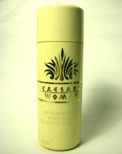 Caesars Woman By Caesars Extravagant Perfumed Dusting Powder 3.5 Oz 100 G