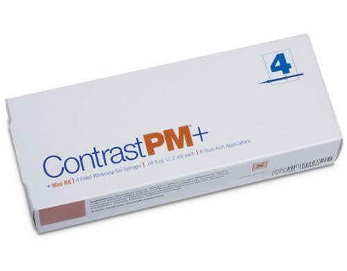 Contrast PM PLUS - 20% Carbamide Peroxide with 3% Potassium Nitrate