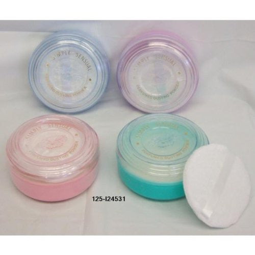 "Silky Beauty"" Dusting Powder Case Pack 48"