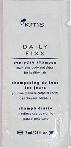 KMS Daily Fixx Everyday Shampoo 8.64 oz (36 Travel/Sample Packs)