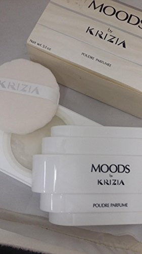 Moods Moods By Krizia Dusting Powder 5.1 OZ