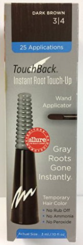 Claudia stevens root touch up hair color brown blonde esbelle beauty touch back instant root touch up wand 34 dark brown pack of 1 boxes x 3 ml 1990 claudia stevens root touch up hair pmusecretfo Choice Image