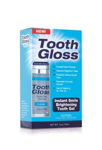 Tooth Teeth Gloss to Brighten your Smile 15ml