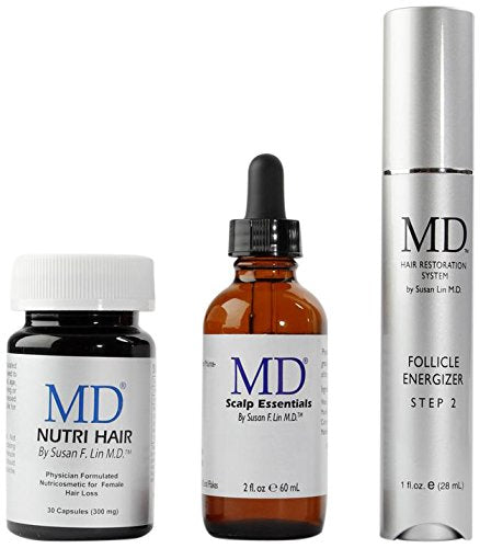 MD Hair Restoration Starter Kit