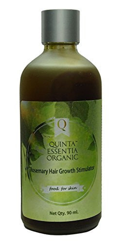 Quinta Essentia Organic Haircare Rosemary Hair Growth Stimulator - 3 Ounce