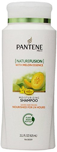 Pantene Pro-v Nature Fusion Moisturizing Shampoo with Melon Essence, 21.1 FL OZ