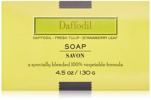 LAFCO Bar Soap, Daffodil, 4.5 Oz