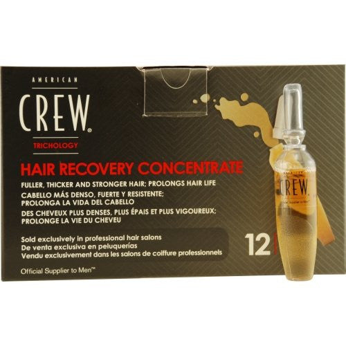 American Crew Trichology Hair Recovery Concentrate, 12-Doses