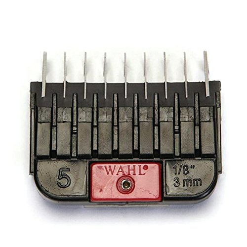 WAHL Stainless Steel Attachment Comb, No.1