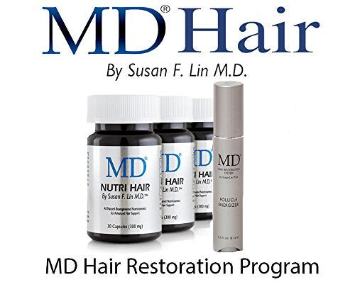 MD Nutri Hair Restoration Program