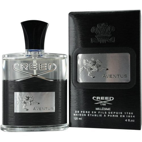 CREED AVENTUS by Creed EAU DE PARFUM SPRAY 4 OZ (Package Of 2)