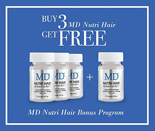 MD Nutri Hair Bonus Program