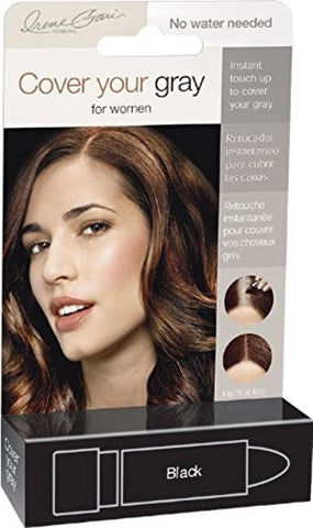 Claudia stevens root touch up hair color brown blonde esbelle beauty cover your gra for women touch up stick black 015 oz pack of 2 1654 claudia stevens root touch up hair pmusecretfo Choice Image