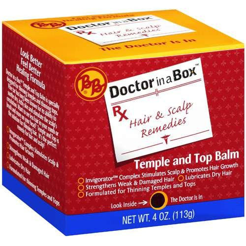 Bronner Bros Doctor in a Box Temple & Top Balm