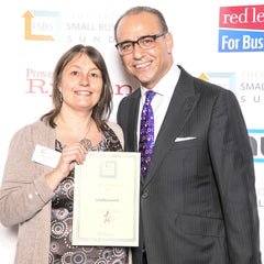 Lindleywood win Theo Paphitis Award