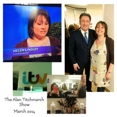 Lindleywood on the Alan Titchmarsh Show on ITV