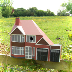 Bespoke Bird Box House