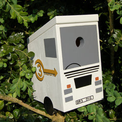 3 Distribution Lorry Bird Box