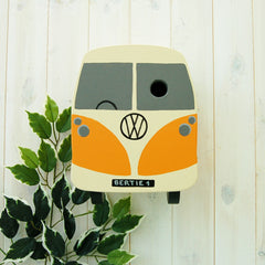 Lindleywood campervan bird box