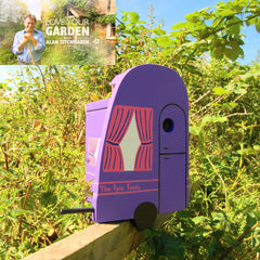 Love Your Garden Purple Caravan