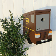 UPS Van Bird Box