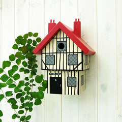 Lindleywood Tudor House Bird Box