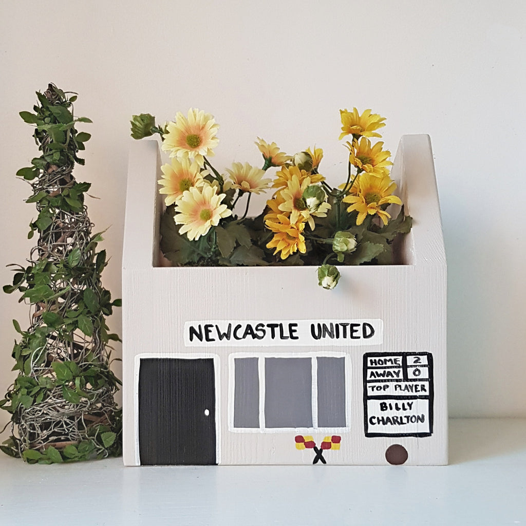 Football Club Plant Holder