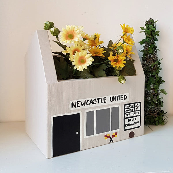 Personalised Football Club Plant Holder - Lindleywood