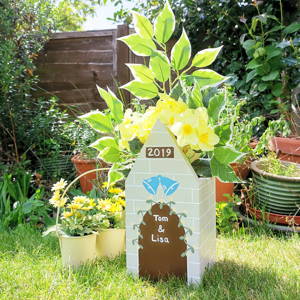Personalised Anniversary Mini Planter - Lindleywood