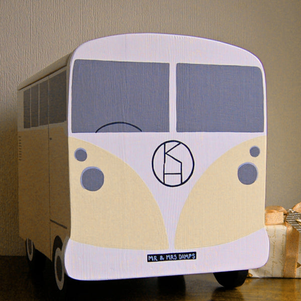 Campervan Wedding Post Box - Grace and Ivory