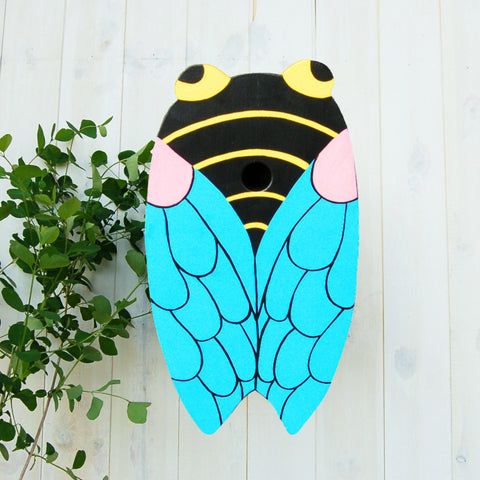 Insect Cicada Bird Box