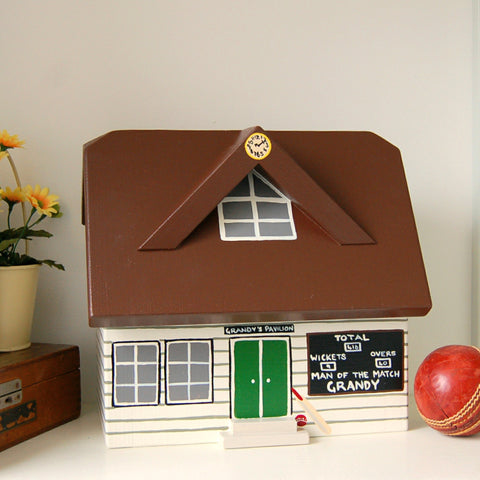 Cricket Keepsake Box - Green Door