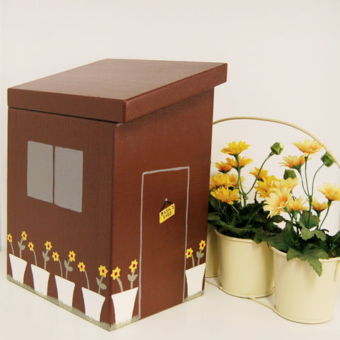 Personalised Garden Shed Keepsake Box - Lindleywood