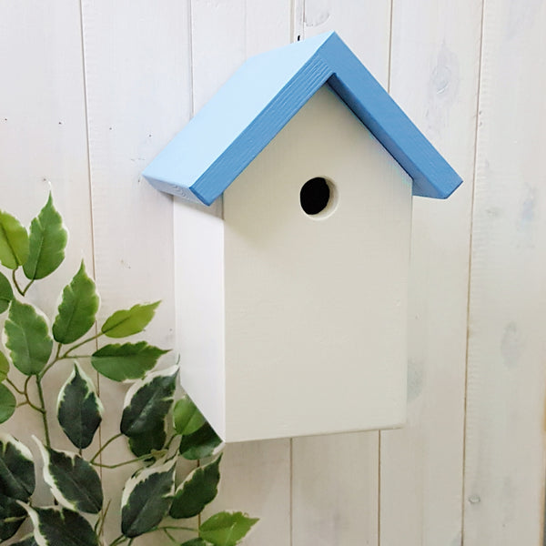 Handcrafted Simply Colour Bird Box - Lindleywood