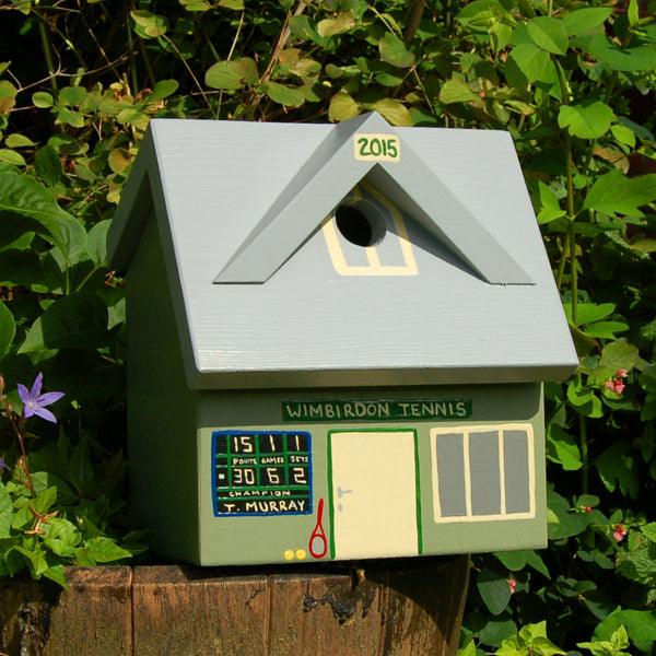 Tennis Club Bird Box