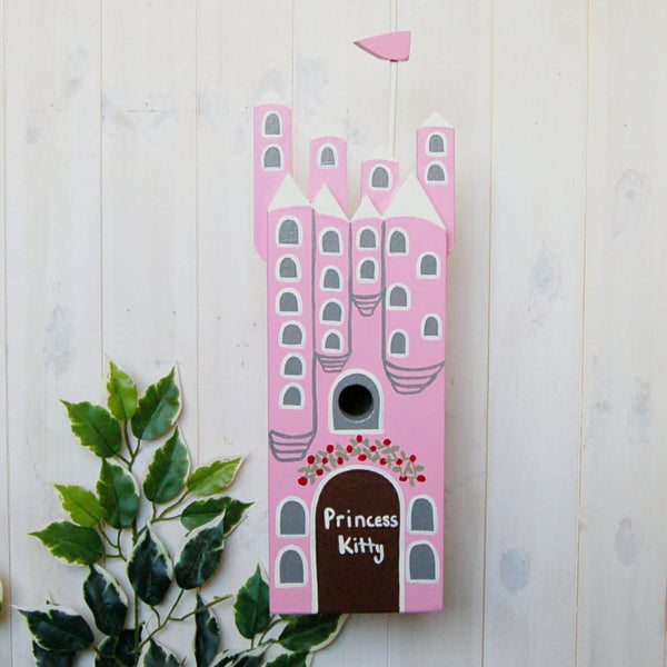 Fairytale Castle Bird Box