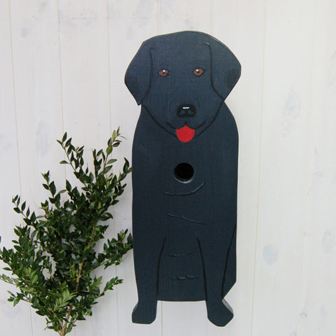 Labrador Bird Box