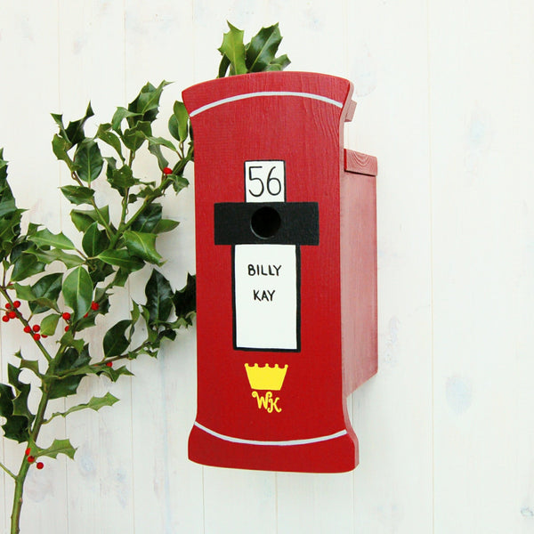 Post Box Bird Box