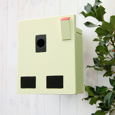 Electric Socket Bird Box