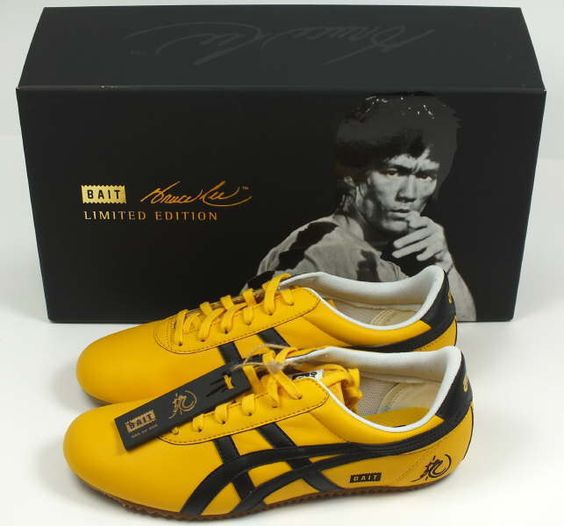 asics tiger bruce lee