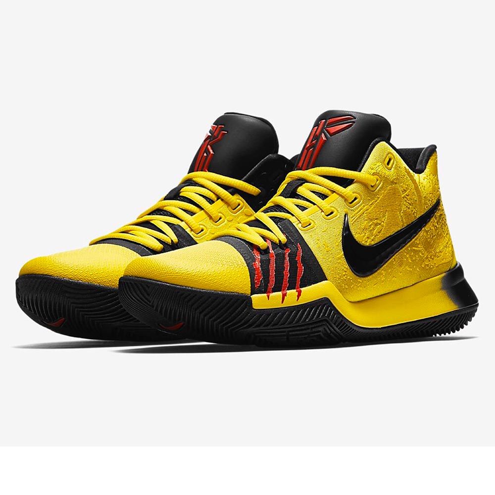 Nike kyrie 3 mamba mentality bruce lees