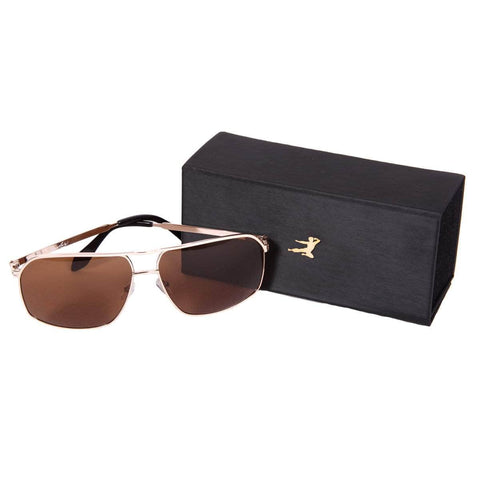 Bruce Lee Sunglasses - Metal with Case | Shop the Bruce Lee Official Store